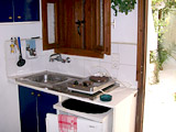Pension Mistral - Kitchen