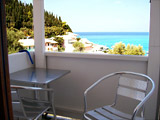 Pension Mistral - Balcony